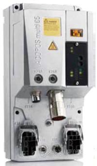 图2  克朗斯将ACOPOSmulti65模块直接安装在机器上可以提前将拉伸站生产出来,对它进行测试并设置参数