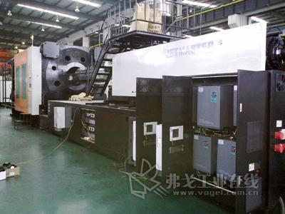 图2  深圳震雄集团在使用欧瑞传动的产品后,系统稳定且节能效果显著
