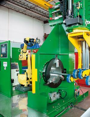 機器人提高焊接作業的經濟性
