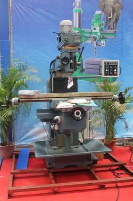 CIE 2013 台湾鸿颖旋臂钻床产品