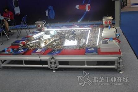 CIE 2013霸士电器工业接插件