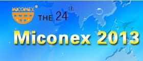 中国国际测量控制与仪器仪表展览(MICONEX2013)