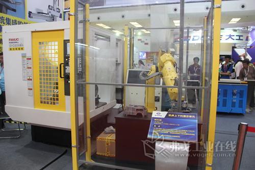 正兴天宝 M-20iA机器人