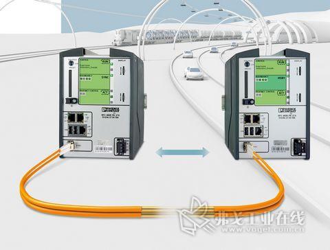 菲尼克斯电气RFC 460R PN 3TX 高性能冗余控制器
