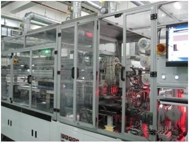 台达运动控制卡系统在太阳能串焊机上的应用