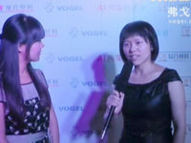 杜邦高性能聚合物事业部市场开发专员邓仕燕女士