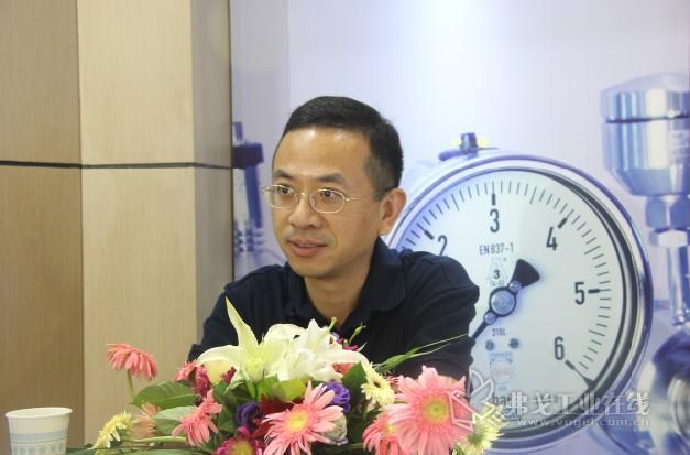 2013 Miconex WIKA执行总裁刘煌明先生专访