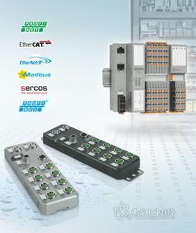 菲尼克斯电气发布全新Axioline I/O系统