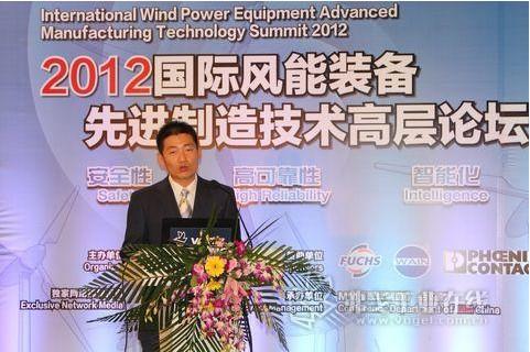 密闭式循环水冷却系统在风力发电机组中的应用和核心作用