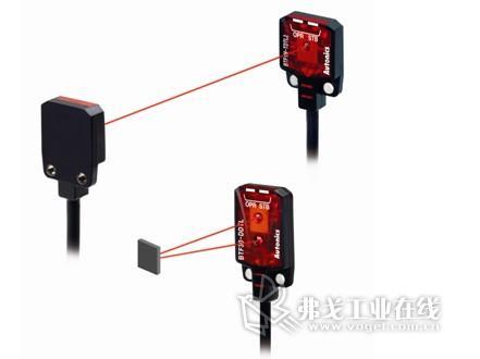 超薄型光电传感器btf系列