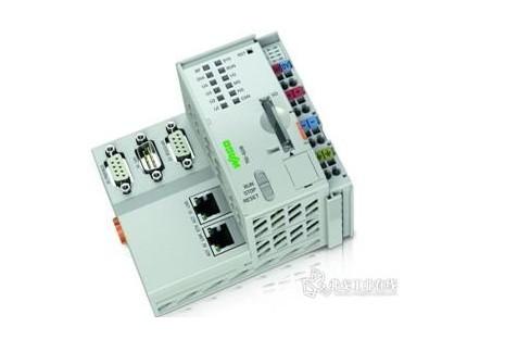 WAGO新一代控制器PFC200