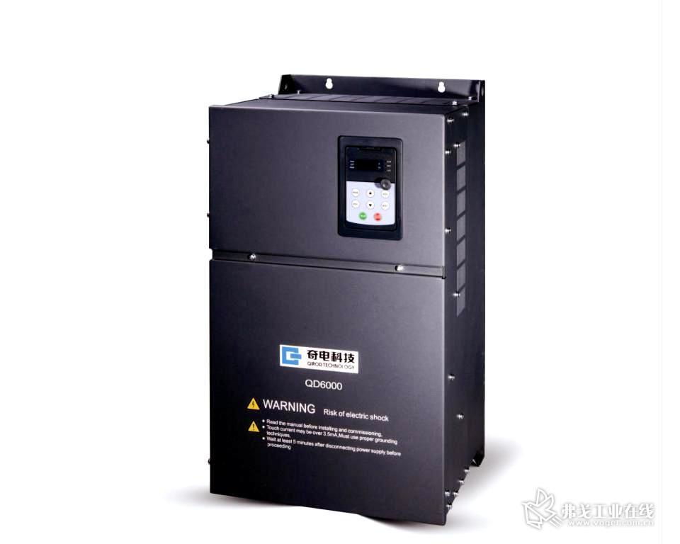 上海奇电qd6000系列高性能变频器_ai汽车网_弗戈工业