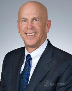 美国物流搬运行业协会(MHIA)CEO Greorge W.Prest先生