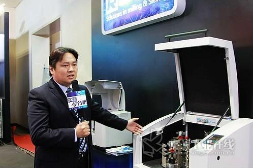 弗尔德莱驰(上海)贸易有限公司总经理董亮先生