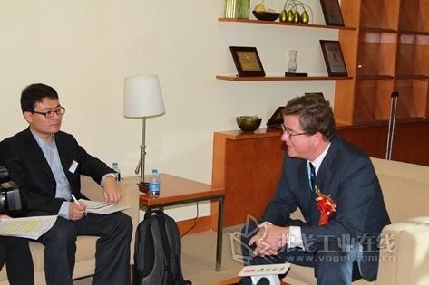 2013 PTC ASIA ARGO HYTOS 总裁金斯利专访