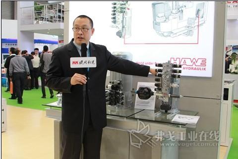 2013 PTC ASIA 哈威副总经理-营销杨政专访
