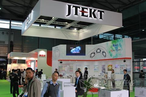 捷太格特(JTEKT)亮相2013亚洲国际动力传动展