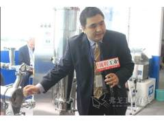 斯普瑞喷雾系统制药行业主管李栋CHINA-PHARM 2013产品介绍