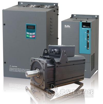 欧瑞传动SD10-Z系列注塑机专用交流伺服系统 2013工业自动化展