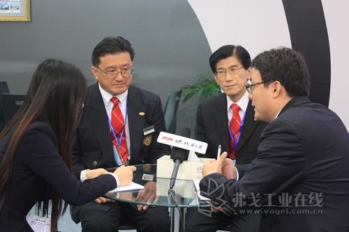 2013 MWCS 访天田(中国)有限公司董事长柴田 更太郎