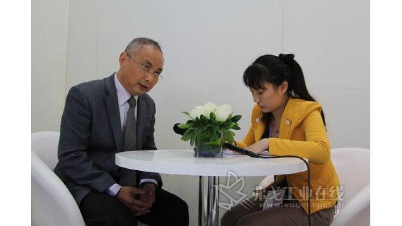 2013 IAS 访史陶比尔(杭州)精密机械电子有限公司总经理吴越明先生