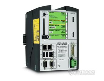 菲尼克斯电气 新型RFC 460R冗余控制器