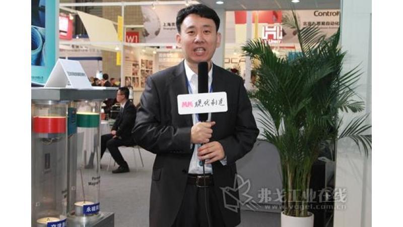 2013 IAS 欧瑞传动电气股份有限公司市场拓展部经理徐凯立先生