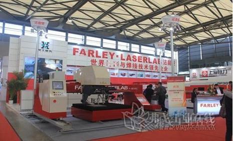 武汉华工激光亮相2013MWCS数控机床与金属加工展