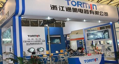 浙江通明电器闪耀2013新能源与电力电工展(ES)