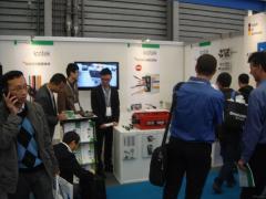 光华世通成功参加2013中国国际工业博会暨节能与新能源汽车展
