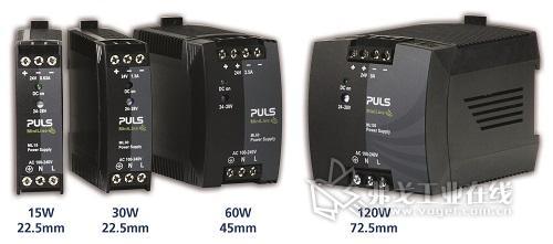 PULS普尔世第二代MiniLine迷你型产品线