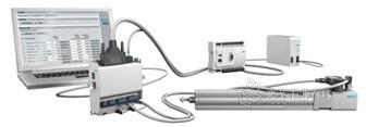 """通过两个软件工具""""WebConfig""""和""""WebDiag""""以及电机控制器 CMMO 可以非常简单地进行网络配置和网络诊断 – 无需 PLC。"""