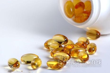 儿童鱼肝油类产品