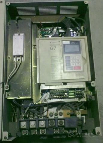 安川变频器616g7典型故障维修经验
