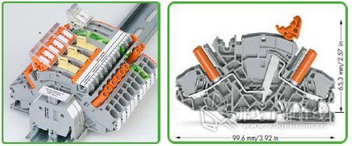 端子模具结构图片