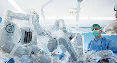 临床医疗机器人