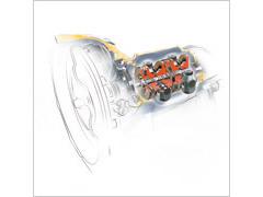 半环形无级变速器 POWERTOROS Unit