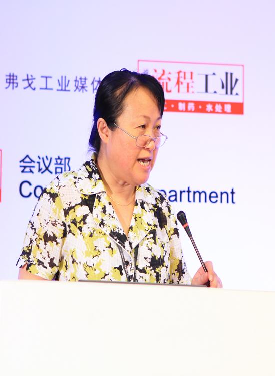 张福琴 中国石油规划总院副总工程师