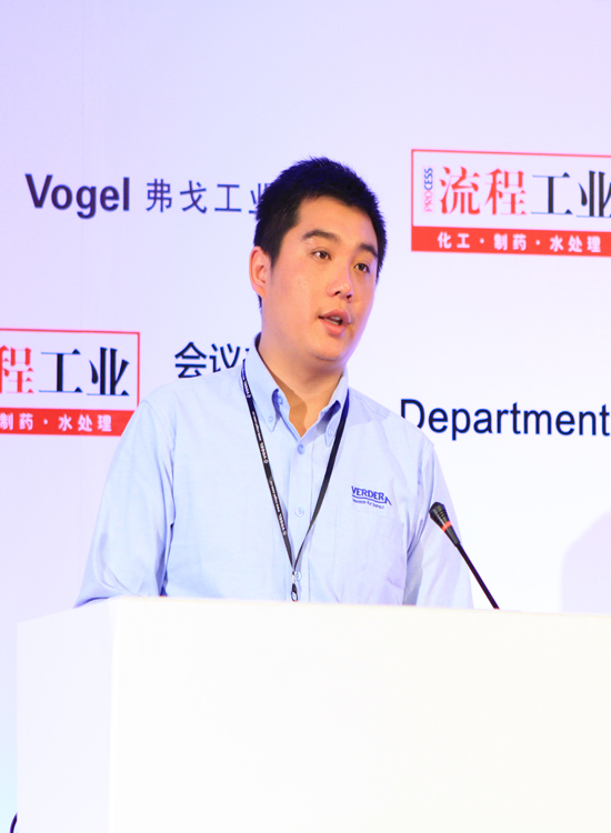 张安援 弗尔德莱驰(上海)贸易有限公司区域销售经理