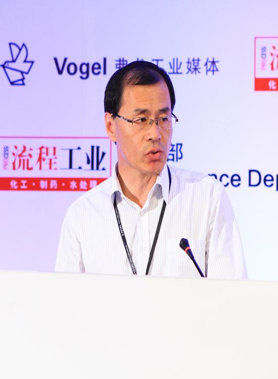 苏耀东 中国石化齐鲁分公司胜利炼油厂自动化信息所副所长