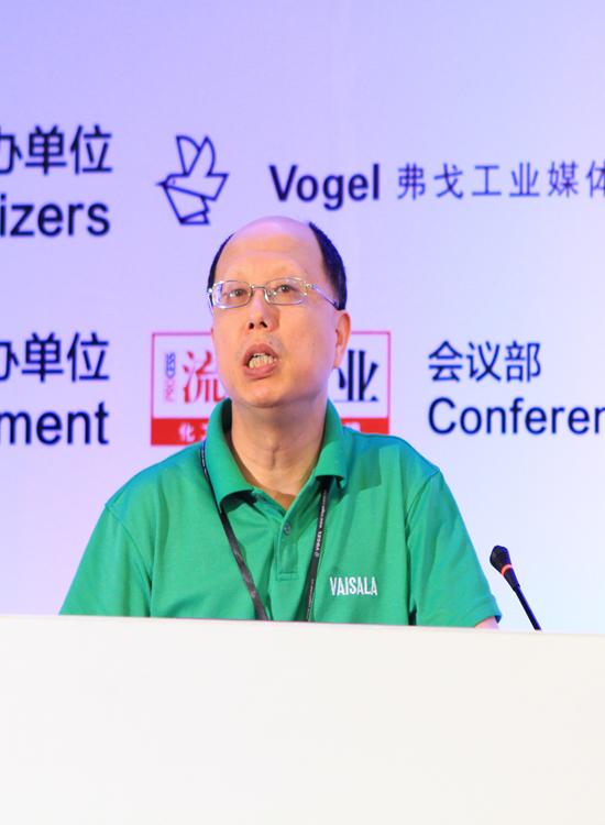 李增兵 维萨拉( 北京) 测量技术有限公司行业经理