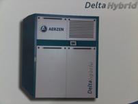 Aerzen Delta Hybird扭叶转子压缩机