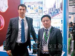 斯派莎克工程(中国)有限公司沃森马洛泵事业部总经理尤纳斯·欧伯格先生