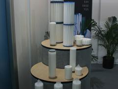 2014中国环博会现场产品展览