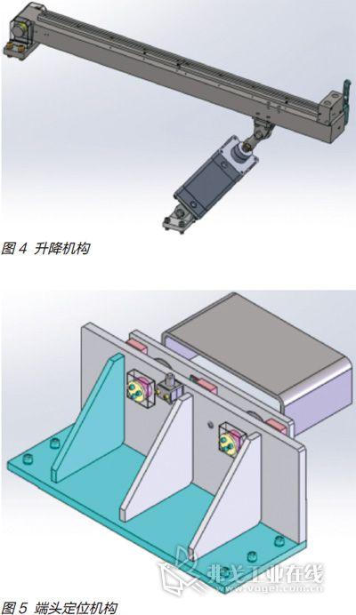 >>汽车底盘车架纵梁自动化存储管理生产线     该机构是通过升降气缸图片