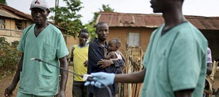 关于埃博拉,不可不知的五大关键词