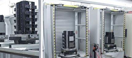 采用柔性夹具提高缸体组件的生产效率
