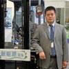 比亚迪股份有限公司电动叉车销售部总经理王惠明先生