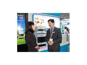 2014慕尼黑上海分析生化展安捷伦科技公司庄晨杰采访