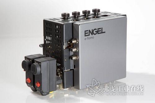 归功于电动控制阀,新的ENGEL e-flomo温度控制水分布系统有助于对流动速度进行全自动调节,即使是在水压发生变化之处,也可保持生产期间温度的一致性
